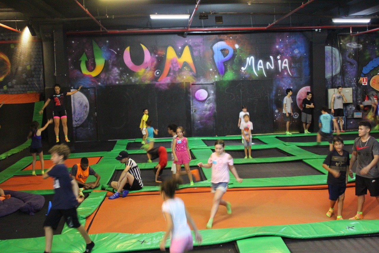 Jump Mania Iguatemi Campinas